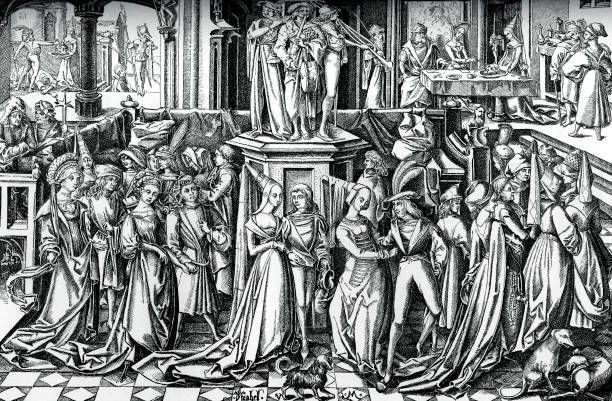 'Herodias', c16th century, (1870).:ニュース(壁紙.com)