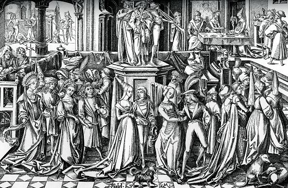 Salome - Daughter of Herodias「'Herodias', c16th century, (1870).」:写真・画像(14)[壁紙.com]