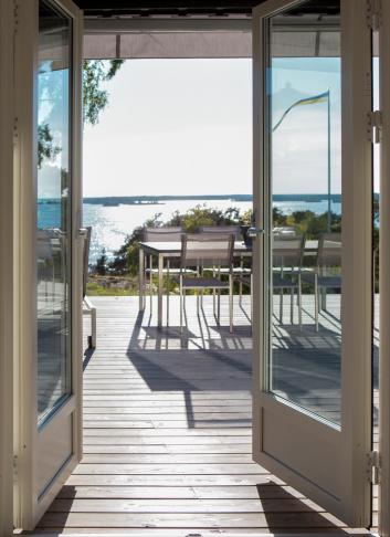 フレンチドア「Swedish leisure house」:スマホ壁紙(13)