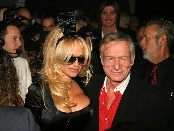 Playboy Magazine「Playboy's 50th Anniversary Party in New York」:写真・画像(9)[壁紙.com]