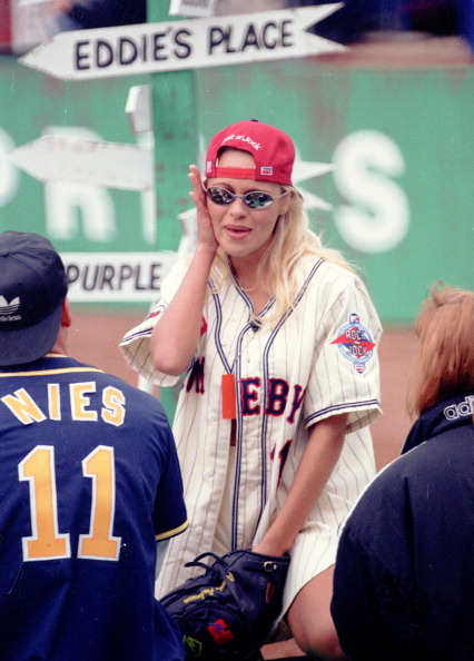 Baseball Cap「Pamela Anderson」:写真・画像(7)[壁紙.com]