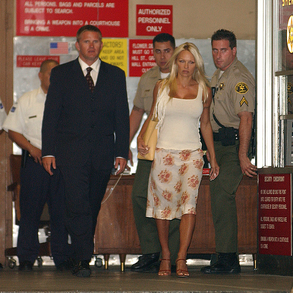 Event「Pamela Anderson & Tommy Lee Custody Case」:写真・画像(1)[壁紙.com]