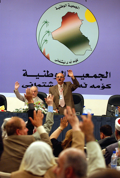Human Arm「Iraq's National Assembly Gathers In Baghdad」:写真・画像(8)[壁紙.com]