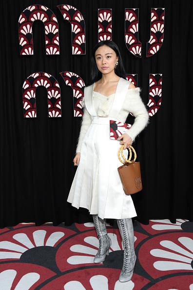 Long Sleeved「Miu Miu : Photocall - Paris Fashion Week Womenswear Fall/Winter 2020/2021」:写真・画像(3)[壁紙.com]