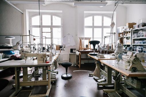 Sewing Machine「Fashion workshop」:スマホ壁紙(8)