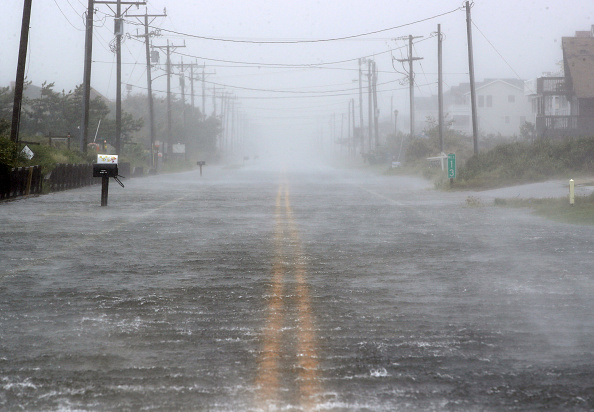 Extreme Weather「Hurricane Dorian Makes Its Way Up East Coast」:写真・画像(4)[壁紙.com]