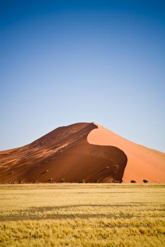 Namibian Desert「Sand Dune 45 Namibia」:スマホ壁紙(11)