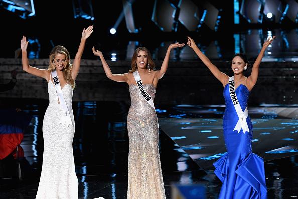 2015年「The 2015 Miss Universe Pageant」:写真・画像(18)[壁紙.com]