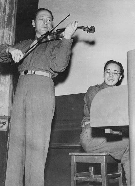 Violin「Jascha Heifetz And Seymour Lipkin」:写真・画像(10)[壁紙.com]