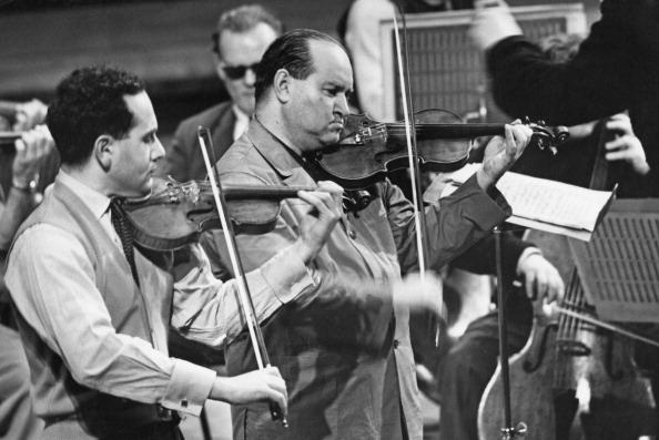 Classical Musician「David And Igor Oistrakh」:写真・画像(16)[壁紙.com]