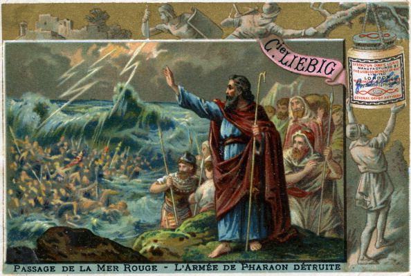 Red Sea「The parting of the Red Sea - Bible」:写真・画像(6)[壁紙.com]