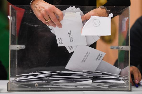 Spain「Party Faithful Gather As Catalan Election Result Nears」:写真・画像(15)[壁紙.com]