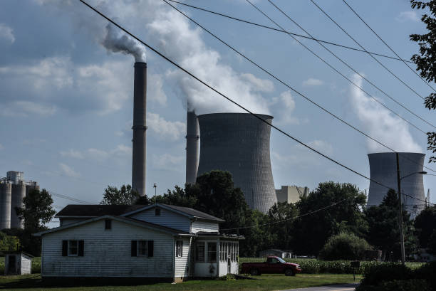 As Coal Plants Close In Ohio, Residents Face The Fallout:ニュース(壁紙.com)
