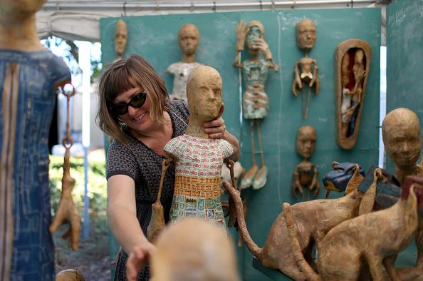 Grove「Miami Hosts Annual Coconut Grove Art Festival」:写真・画像(16)[壁紙.com]