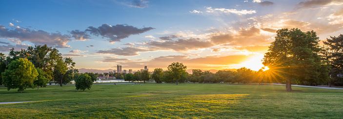 Public Park「Denver Colorado」:スマホ壁紙(6)