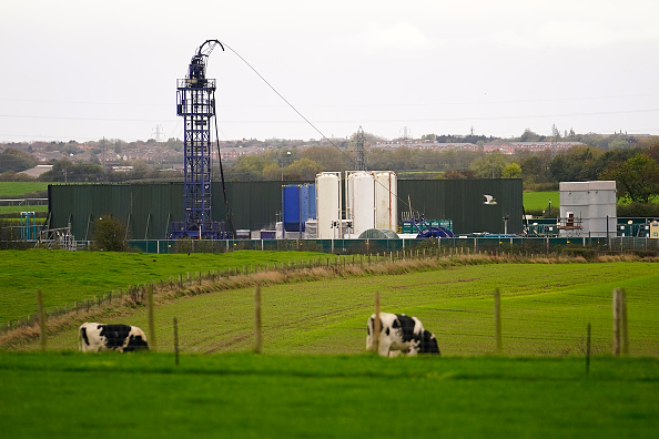 Shale「Fracking Resumes at Cuadrilla Site After Tremor」:写真・画像(1)[壁紙.com]