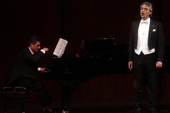 Hiroyuki Ito「Andrea Bocelli」:写真・画像(2)[壁紙.com]