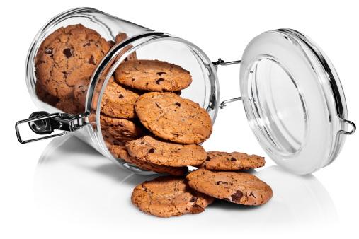 Cookie「Clear cookie jar full of cookies」:スマホ壁紙(6)