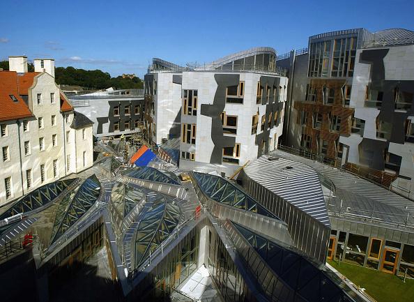 Parliament Building「Scottish Parliament Building Braced For Start Of Business」:写真・画像(9)[壁紙.com]