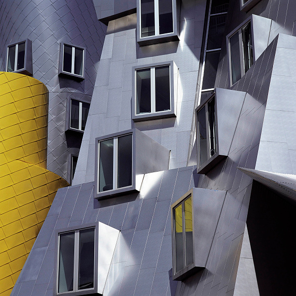 Construction Industry「4400 / Ray and Maria Stata Center」:写真・画像(2)[壁紙.com]