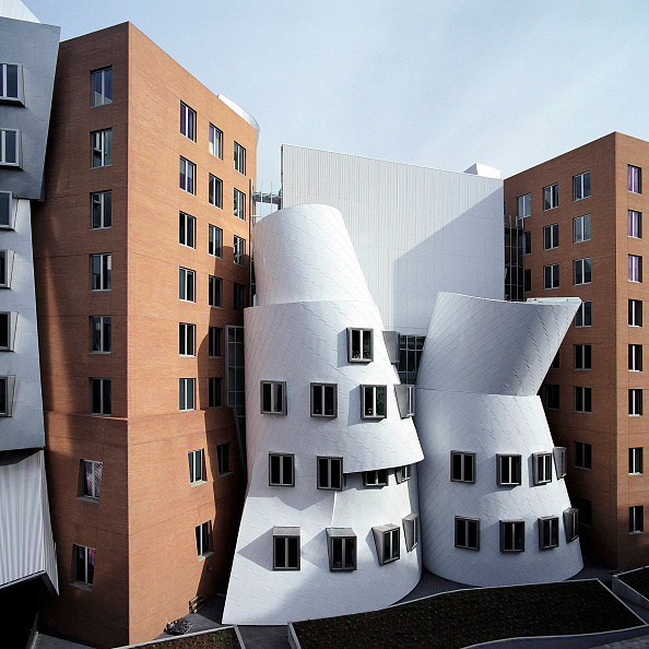 Construction Industry「4400 / Ray and Maria Stata Center」:写真・画像(8)[壁紙.com]