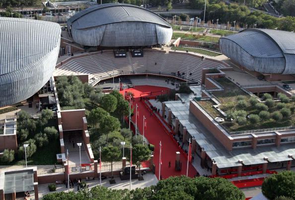 Event「Aerial View Of Auditorium Parco della Musica In Rome」:写真・画像(7)[壁紙.com]