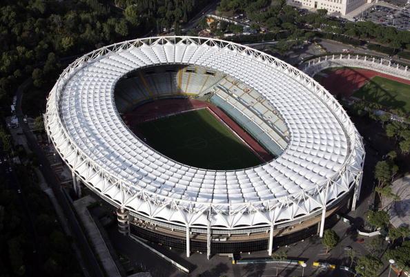 Stadium「2nd Rome Film Festival - Aerial View」:写真・画像(1)[壁紙.com]