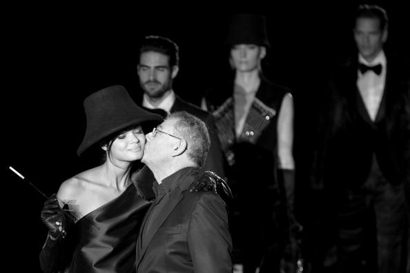 Carlos Alvarez「Mercedes Benz Fashion Week Madrid W/F 2014 - Alternative View」:写真・画像(6)[壁紙.com]