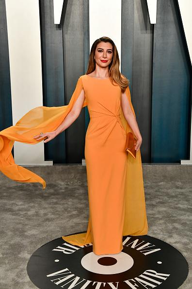 Nasim Pedrad「2020 Vanity Fair Oscar Party Hosted By Radhika Jones - Arrivals」:写真・画像(0)[壁紙.com]