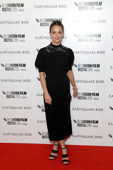 "Blouse「""Earthquake Bird"" World Premiere - 63rd BFI London Film Festival」:写真・画像(12)[壁紙.com]"
