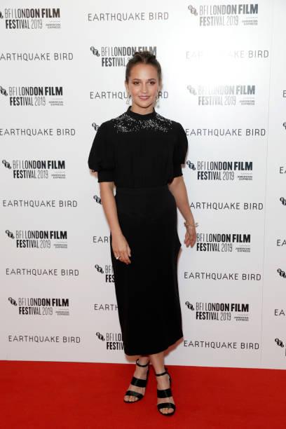 """Earthquake Bird"" World Premiere - 63rd BFI London Film Festival:ニュース(壁紙.com)"