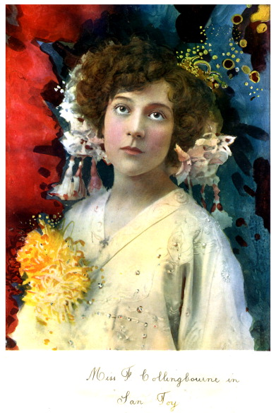 Vaudeville「Miss Collingbourne in 'San Toy'」:写真・画像(10)[壁紙.com]