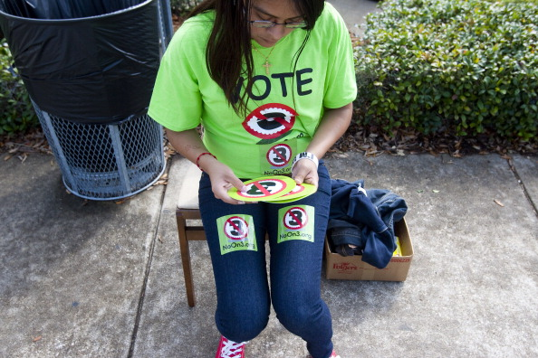 Florida - US State「U.S. Citizens Head To The Polls To Vote In Presidential Election」:写真・画像(0)[壁紙.com]