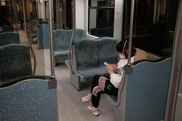 Mode of Transport「Everyday Life Fundamentally Altered As Measures To Stem Coronavirus Spread Are Tightened」:写真・画像(17)[壁紙.com]