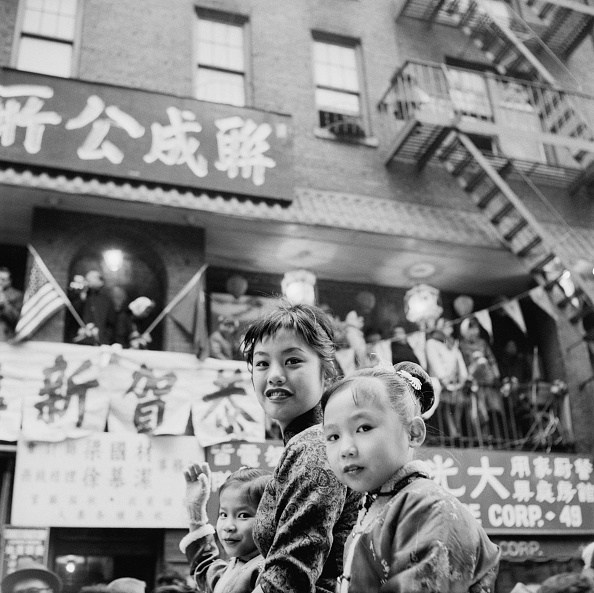 Asian and Indian Ethnicities「Chinatown Beauty Parade」:写真・画像(11)[壁紙.com]