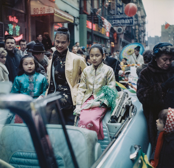Asian and Indian Ethnicities「Chinatown Beauty Parade」:写真・画像(8)[壁紙.com]
