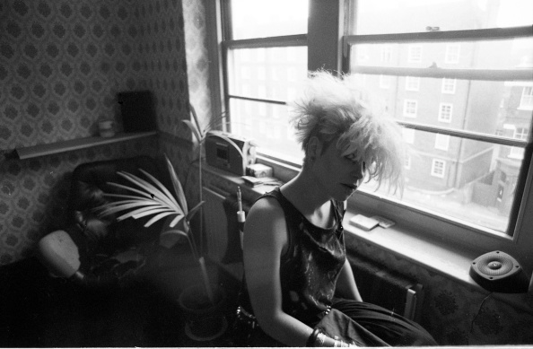 Only Young Women「Punk Squatter In London」:写真・画像(5)[壁紙.com]