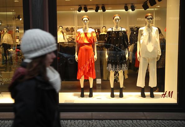 Clothing「Retailer H&M Struggles With Falling Profits」:写真・画像(6)[壁紙.com]