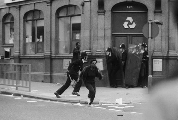 Black History in the UK「Brixton Riot」:写真・画像(2)[壁紙.com]