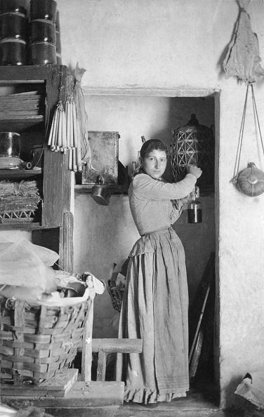 Kitchen「Domestic Scene」:写真・画像(9)[壁紙.com]