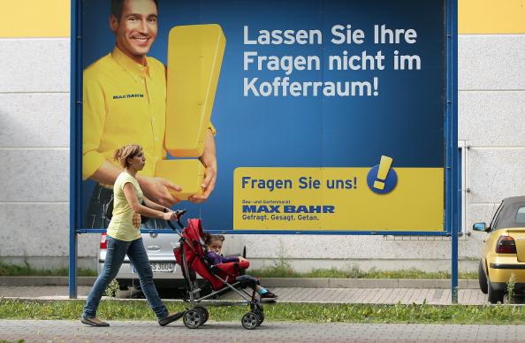Corporate Business「Praktiker To Go Under, Max Bahr To Survive」:写真・画像(17)[壁紙.com]