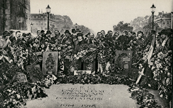 Bouquet「Interment of the Unknown Soldier」:写真・画像(16)[壁紙.com]