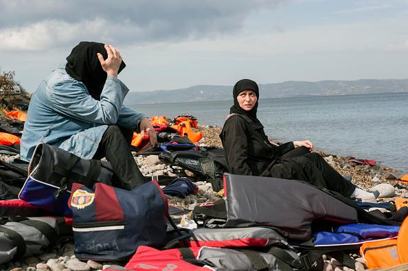 Tom Stoddart Archive「Refugees On Lesbos」:写真・画像(17)[壁紙.com]