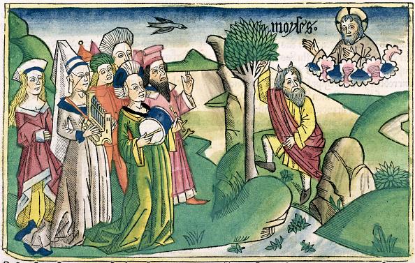 Circa 15th Century「Exodus 15:1-19: The Song Of Moses」:写真・画像(9)[壁紙.com]