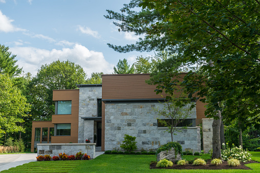 Outdoors「夢のような家、贅沢なハウス、成功」:スマホ壁紙(9)