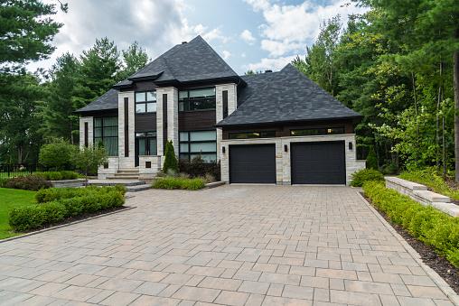 Outdoors「夢のような家、贅沢なハウス、成功」:スマホ壁紙(6)