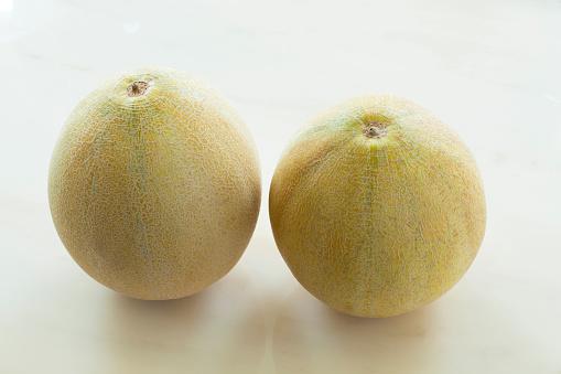 メロン「Two Melons」:スマホ壁紙(19)