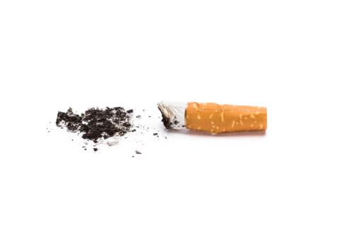 Cigarette「Cigarette butt」:スマホ壁紙(11)