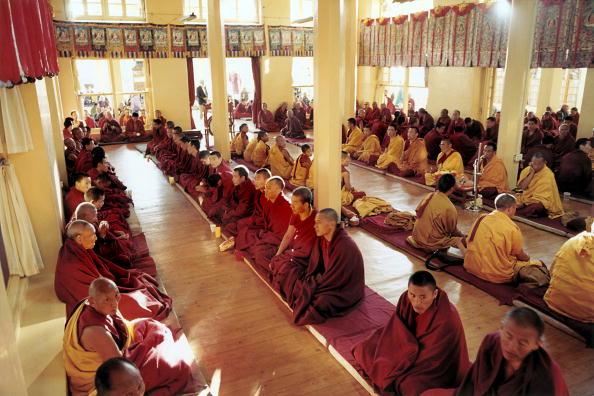 Tom Stoddart Archive「17th Karmapa,The Boy God」:写真・画像(18)[壁紙.com]