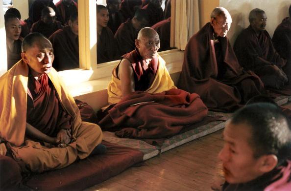 Tom Stoddart Archive「17th Karmapa,The Boy God」:写真・画像(16)[壁紙.com]